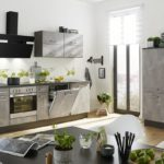 the best way of cleaning kitchen counters and food preparation areas is