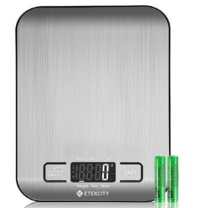 best electric weigh machine for kitchen