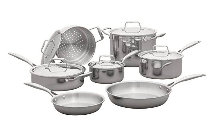 best sacuce pan set