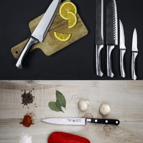 affordable kitchen knife sets