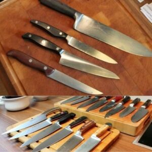 best quality kitchen knife sets